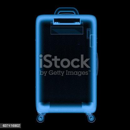 istock x ray luggage isolated on black 637416902