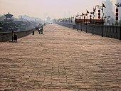 istock Xi'An City Wall In Morning 1310962341