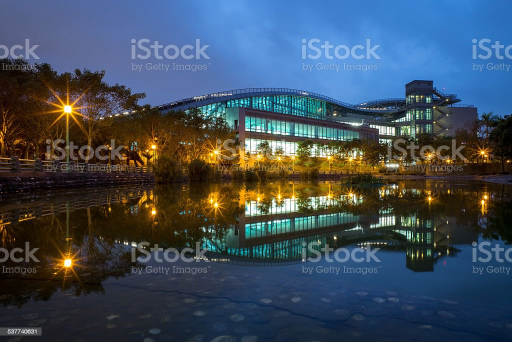 xin zhuang arena stock photo