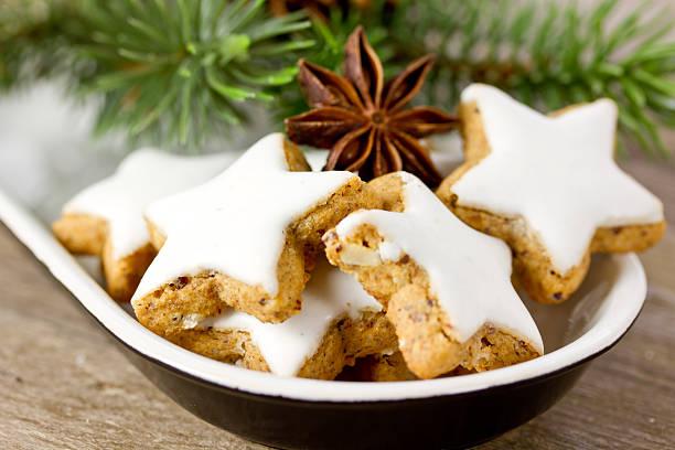 Weihnachten Kekse – Foto