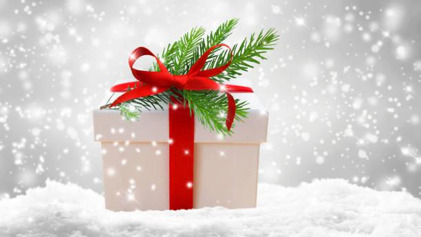 weihnachtsgeschenk, weihnachtsgeschenk - gutschein weihnachten stock-fotos und bilder