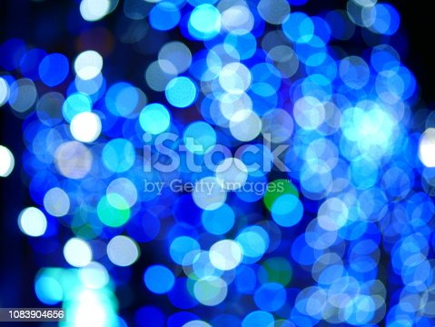 693852952 istock photo Xmas winter holiday blue background 1083904656