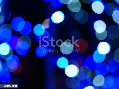 693852952 istock photo Xmas winter holiday blue background 1083904688