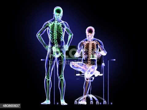 istock X-Ray and Workers 480865837