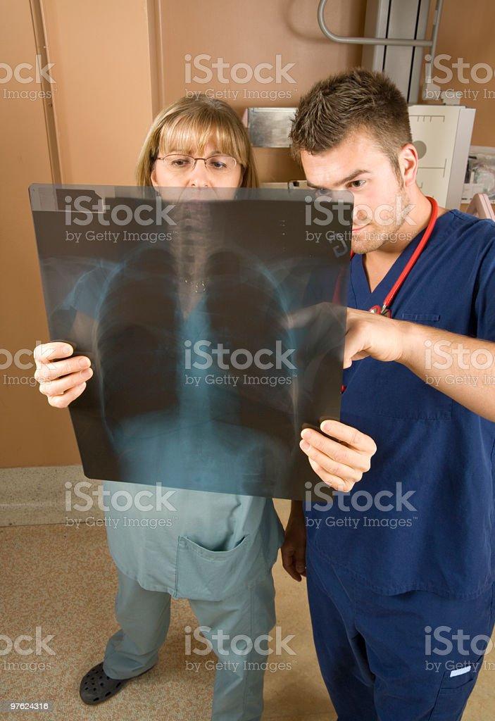 X-Ray homme femme photo libre de droits