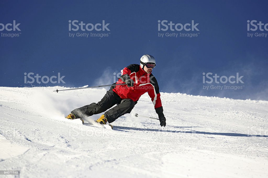 xtrem carving stock photo