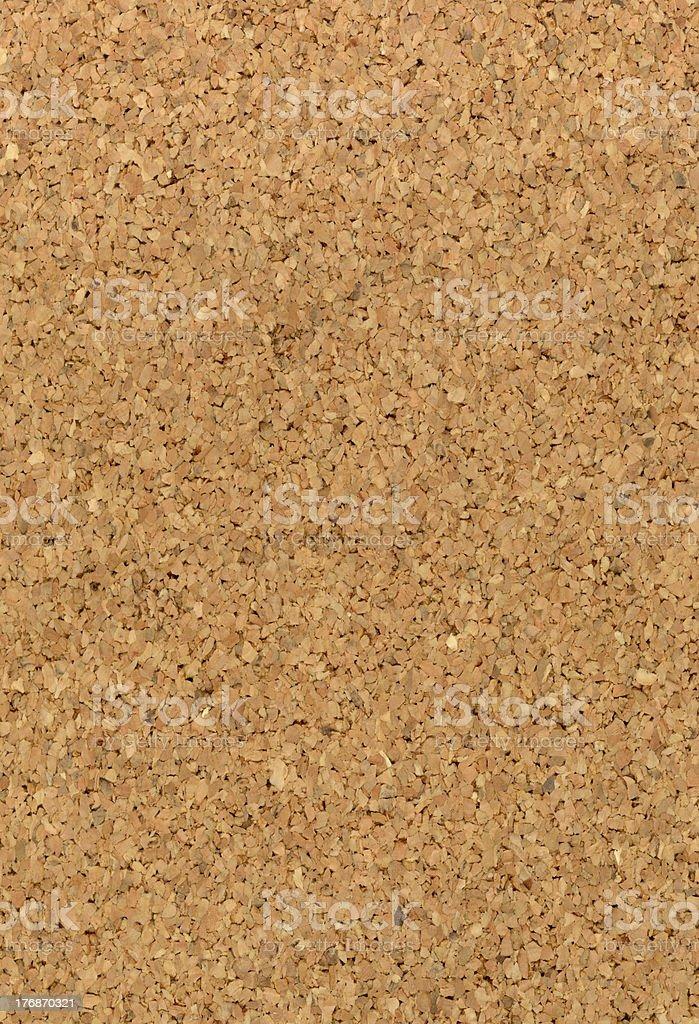 XXLarge Cork Texture Background royalty-free stock photo