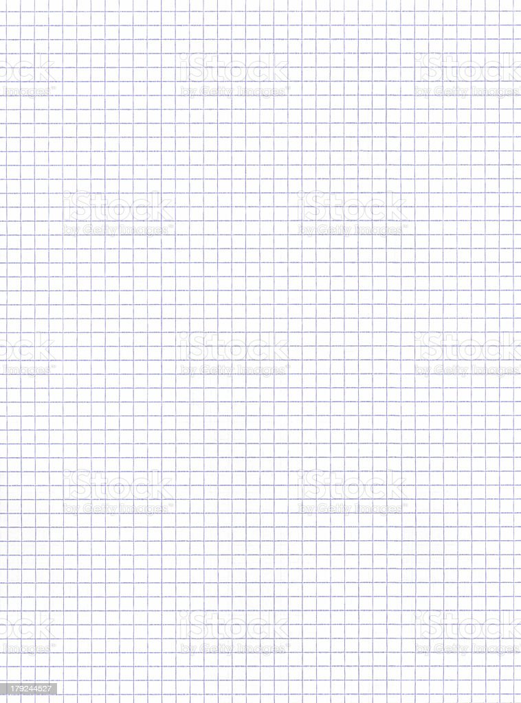 XXLarge Graph Paper Background royalty-free stock photo