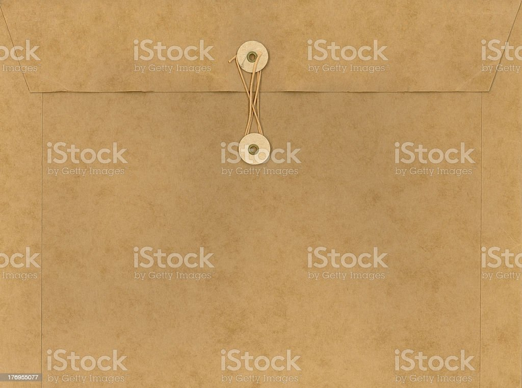 XXLarge Manila Folder royalty-free stock photo
