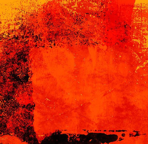 XXL-Grungy wallpaper autumn colors stock photo
