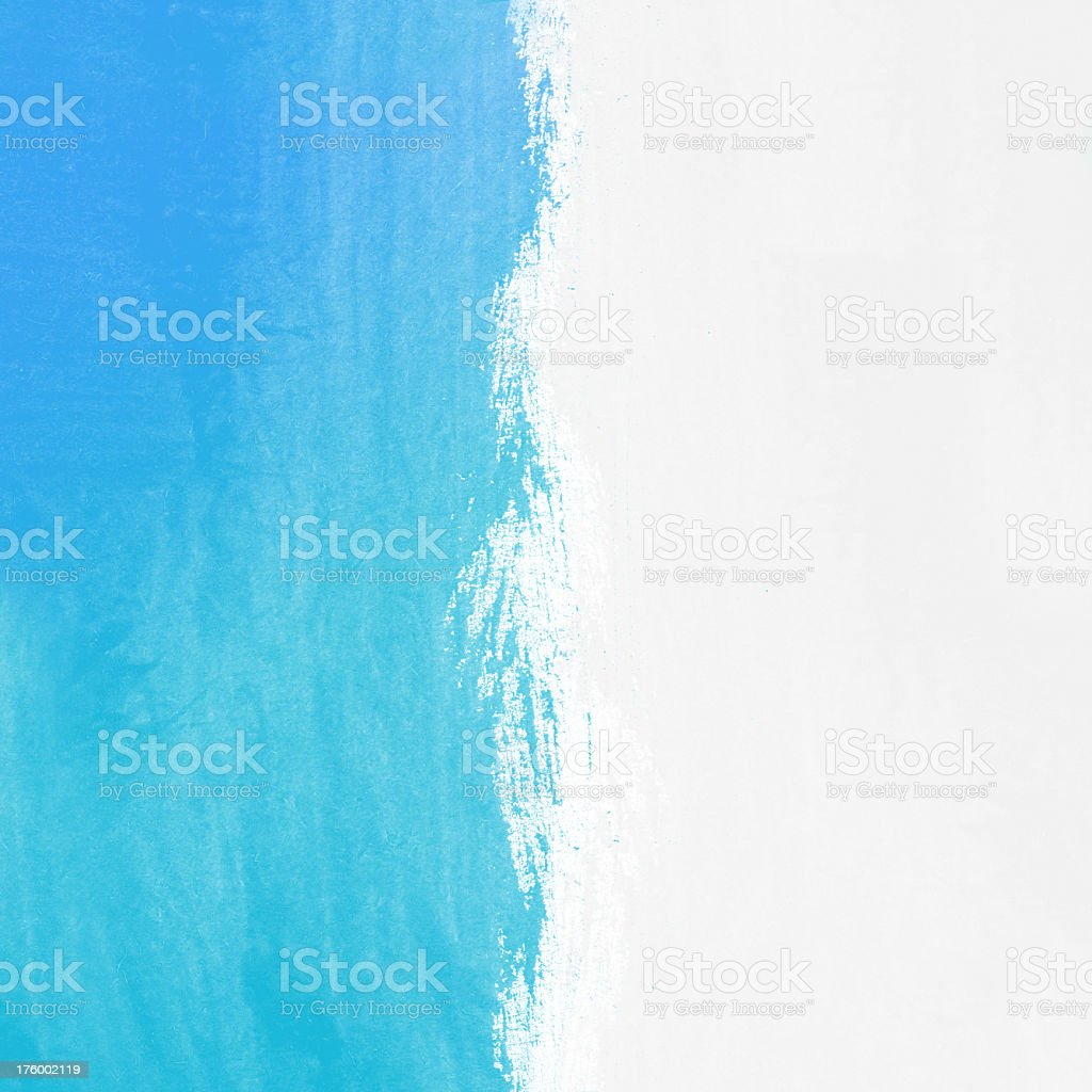 XXL-Grungy wallpaper blue royalty-free stock photo
