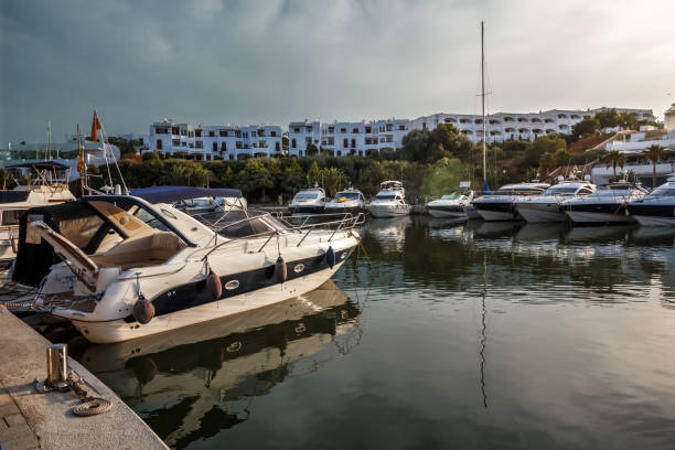Yacht marina - Cala d'Or - Majorque - Espagne - Photo