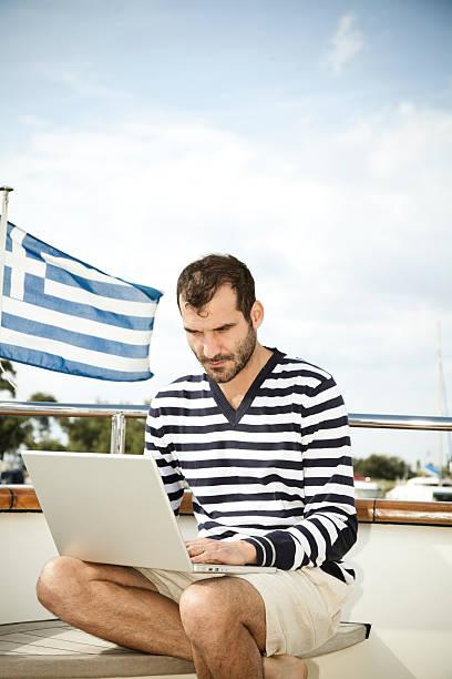 Yacht-Eigentümer – Foto