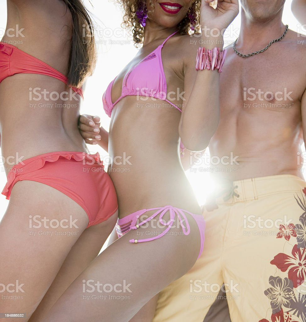 Yacht Party royalty-free stock photo