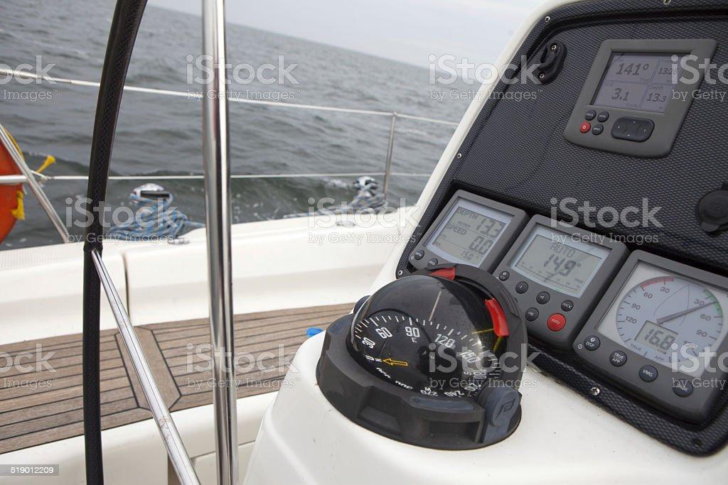 Yacht-Compass – Foto