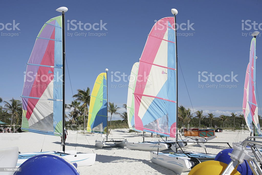 Yachts royalty-free stock photo