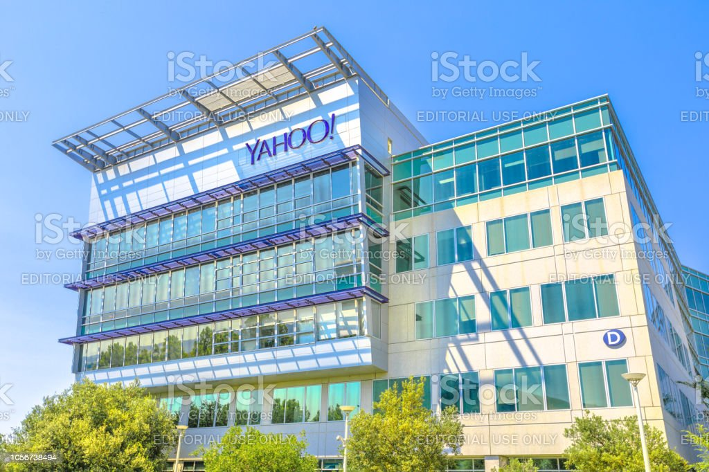 Yahoo Headquarters Campus Stock Photo - Download Image Now