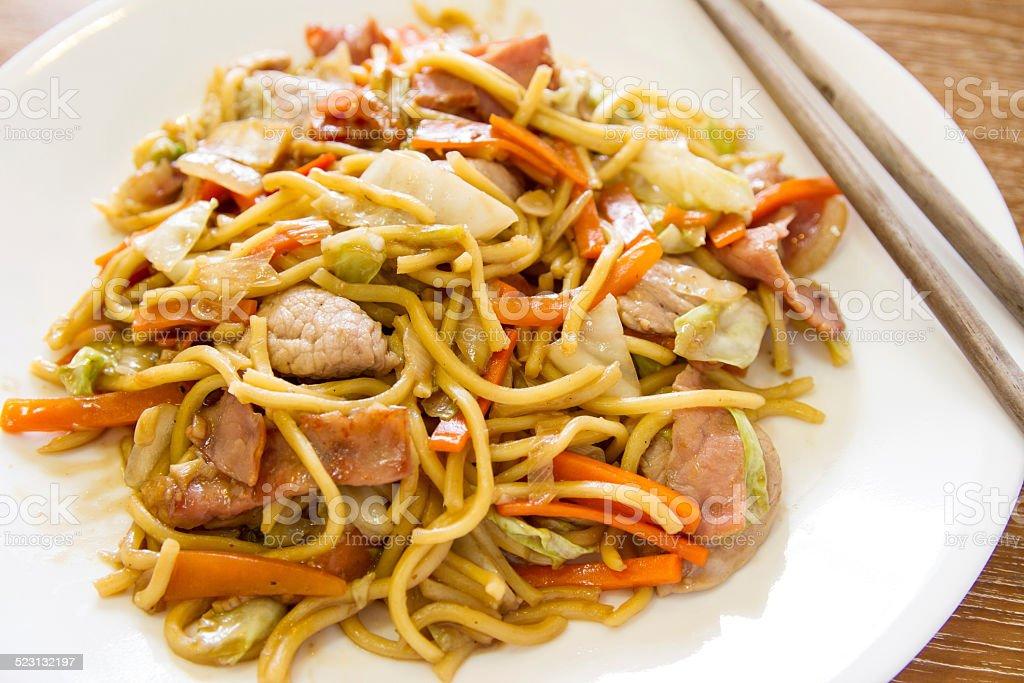 yakisoba noodle – Foto