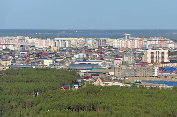 Yakutsk is the capital city of the Sakha Republic, Russia.