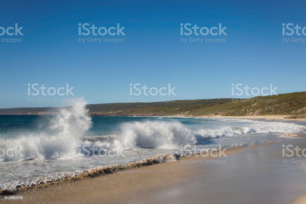 Der Nähe von Yallingup Beach – Foto