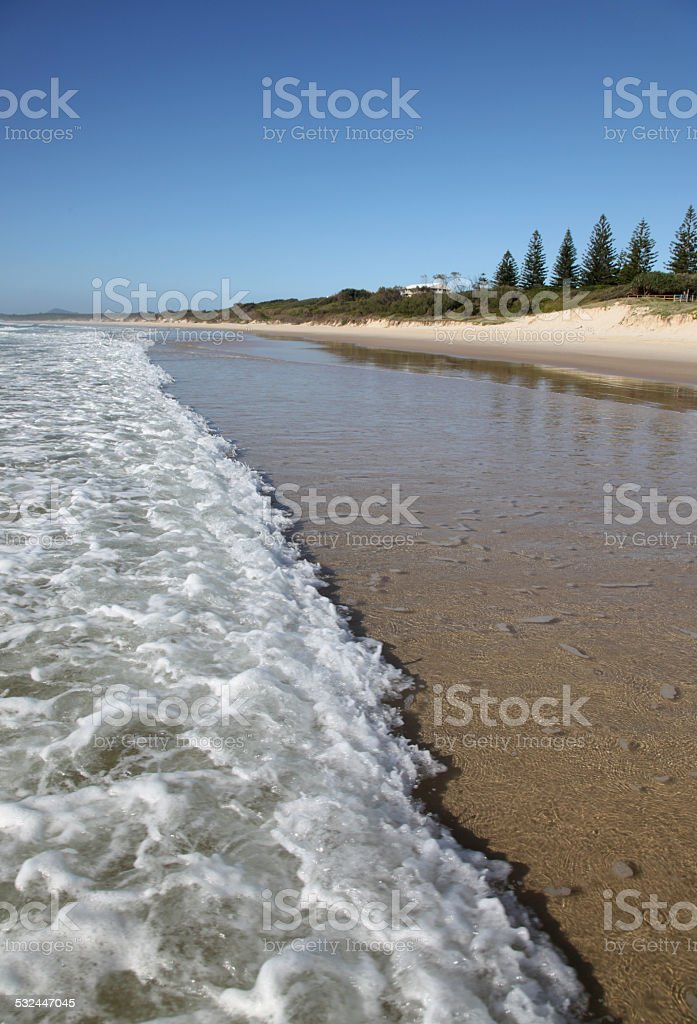 Yamba Australia stock photo