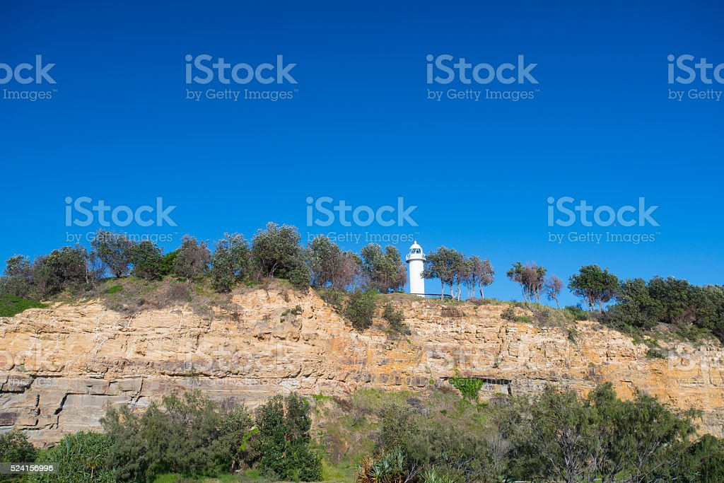 Yamba stock photo