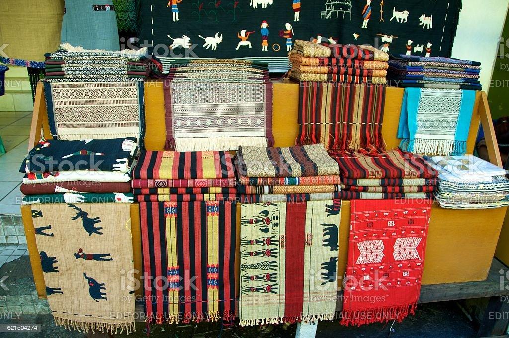 yangon bagyoke market 1 foto stock royalty-free