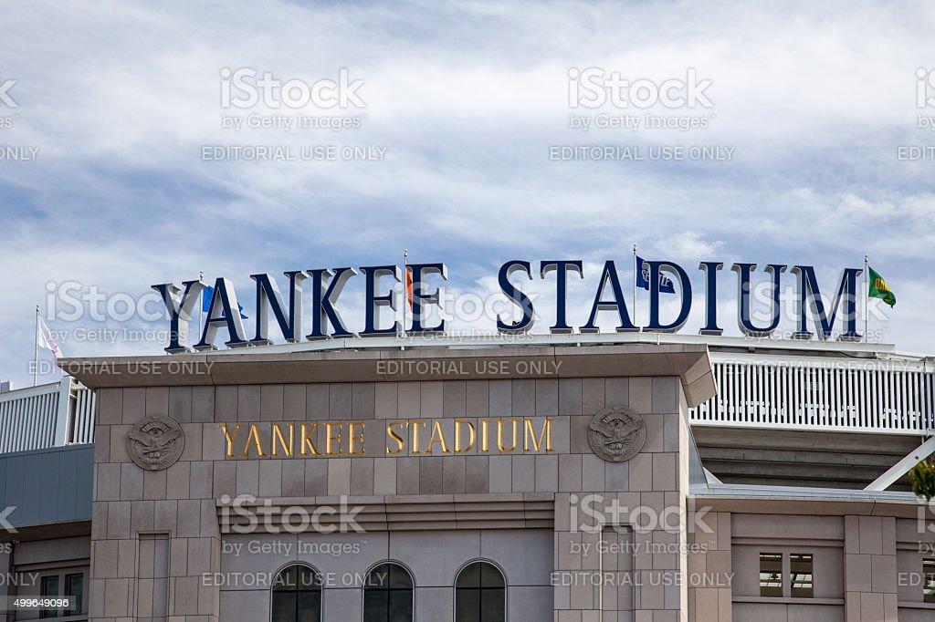 Madison Square Garden: Yankee Stadium In New York City Stock Photo & More