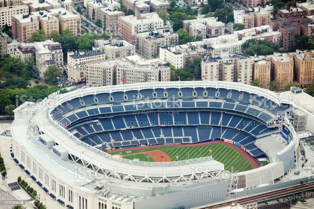 Yankee Stadium royalty-free stock photo