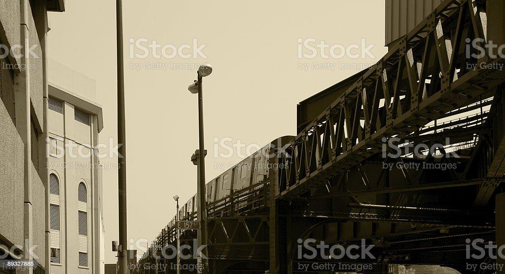 Yankee Stadium royalty-free stock photo