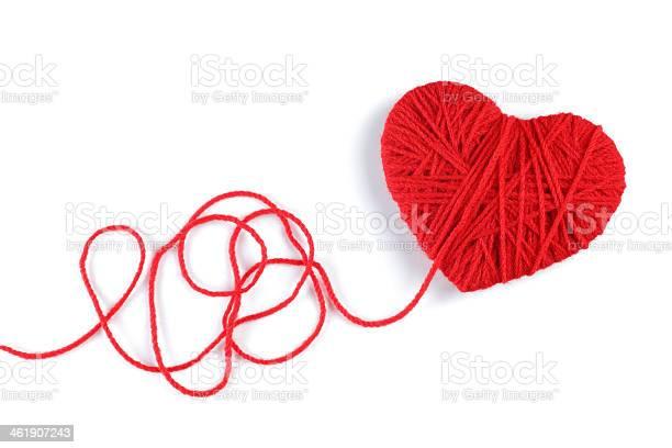 Yarn of wool in heart shape symbol picture id461907243?b=1&k=6&m=461907243&s=612x612&h=dattzi ghxzojx6rdhoevugt1p 9bnrhhkmkt9cygz4=