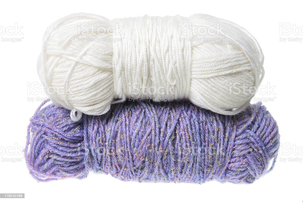 Yarn royalty-free stock photo