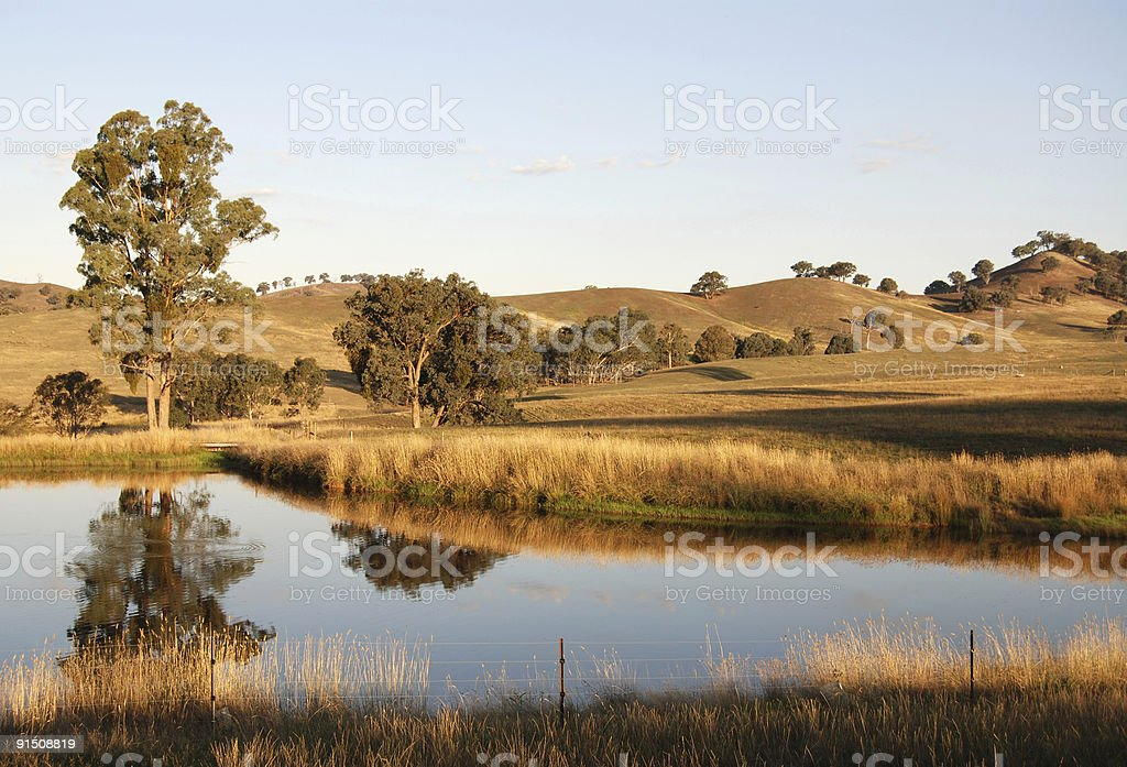 Yarra Valley, Melbourne, Australia stock photo