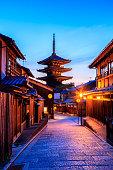 istock Yasaka Pagoda Kyoto, Japan 1031949660