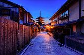 istock Yasaka Pagoda Kyoto, Japan 1089343194