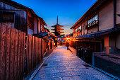 istock Yasaka Pagoda Kyoto, Japan 896608698