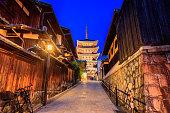 istock Yasaka Pagoda Kyoto, Japan 896608740