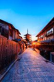 istock Yasaka Pagoda Kyoto, Japan 896608746