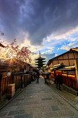 istock Yasaka Pagoda Kyoto, Japan 918977832