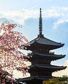 istock Yasaka Pagoda Kyoto, Japan 918977836