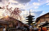 istock Yasaka Pagoda Kyoto, Japan 918977854