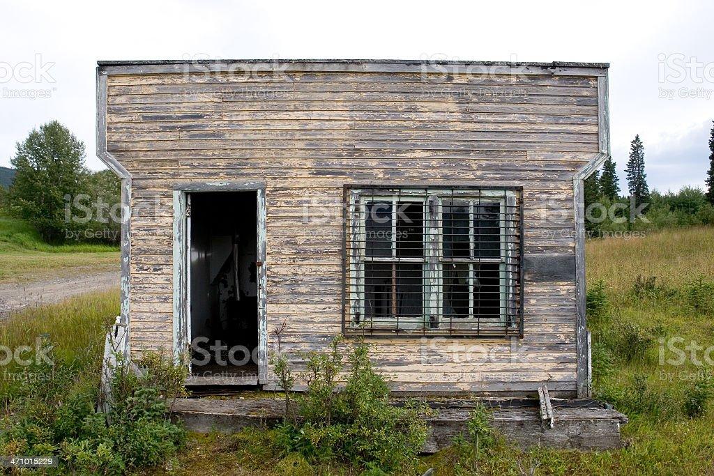 Ye Ole Post Office # 2 royalty-free stock photo