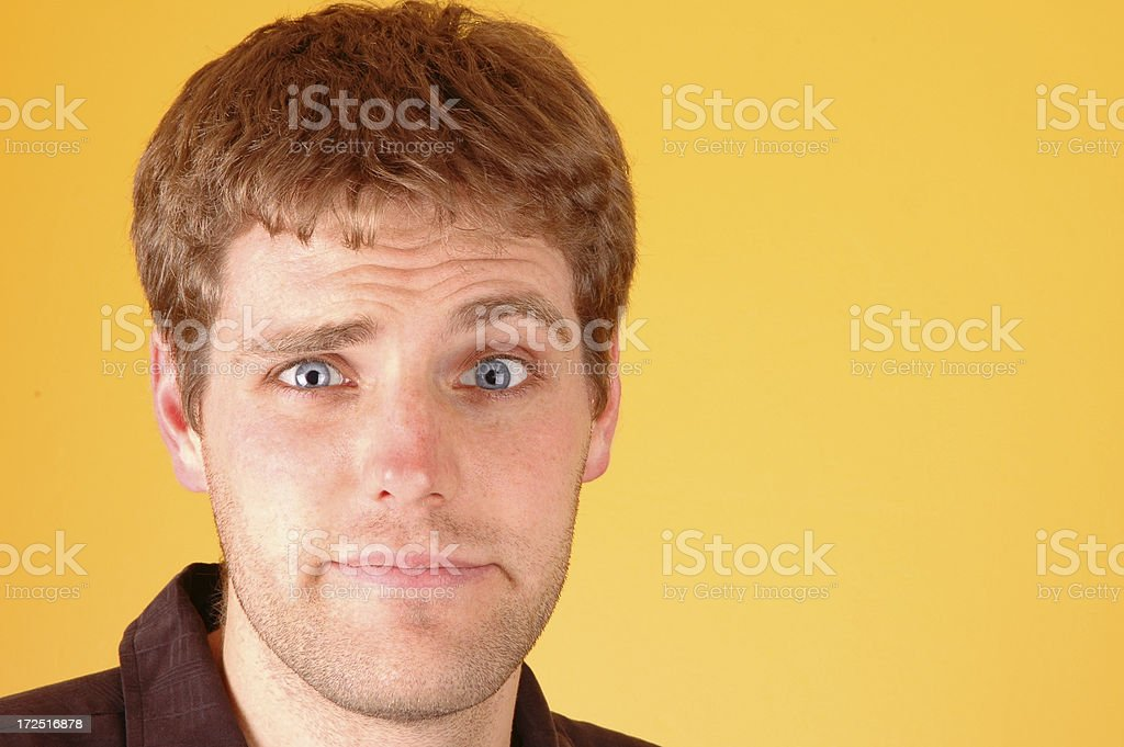 Yeah, Right royalty-free stock photo