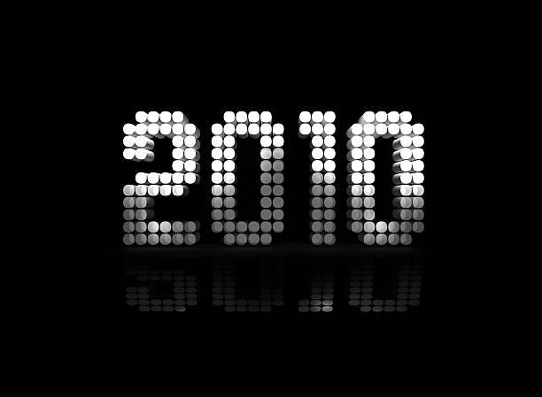 anno 2010 - 2010 foto e immagini stock