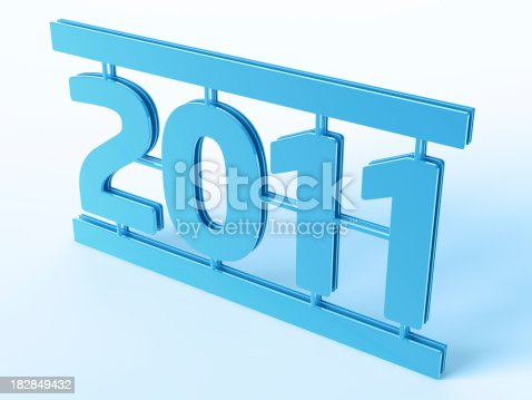 istock Year 2011 Symbol 182849432