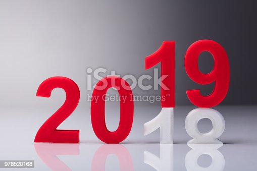 istock Year 2019 Coming Concept 978520168