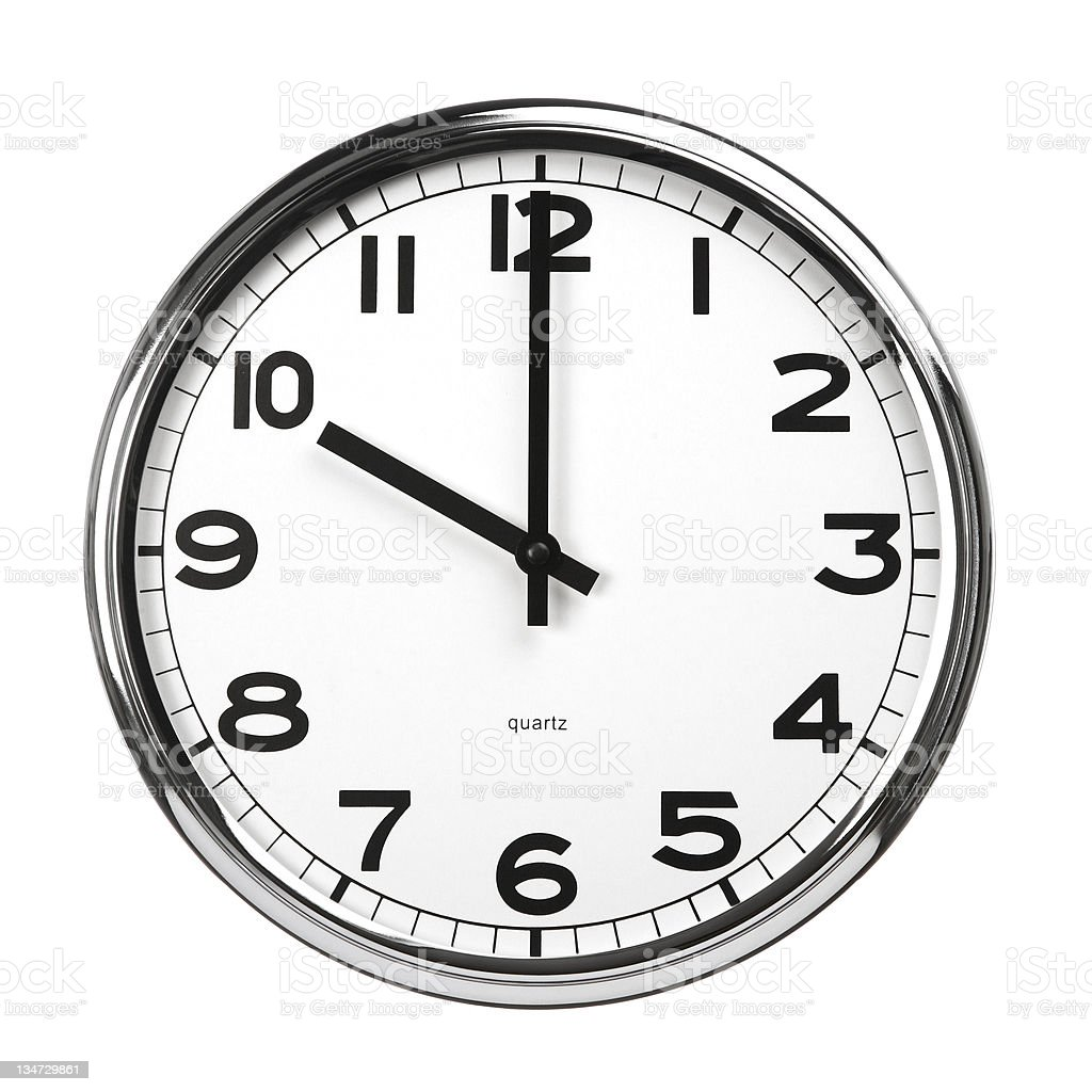 the 10 o clock people