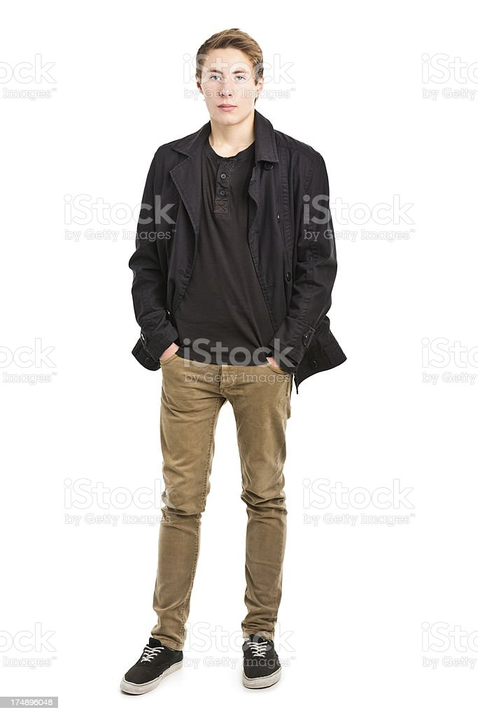 16 anni ragazzo - foto stock