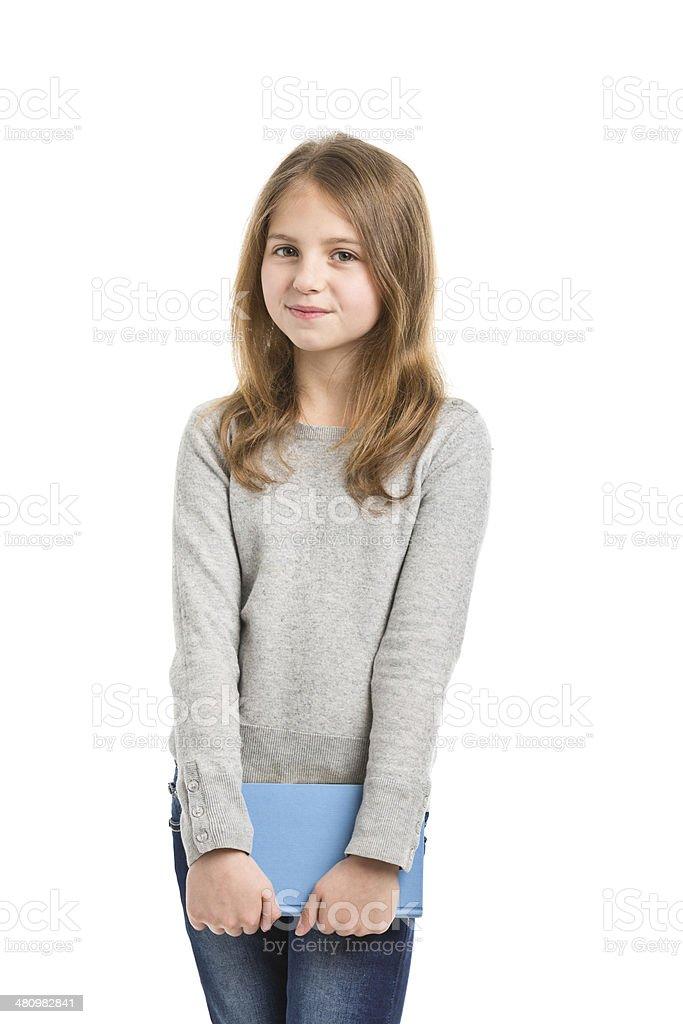 Girl Zehn