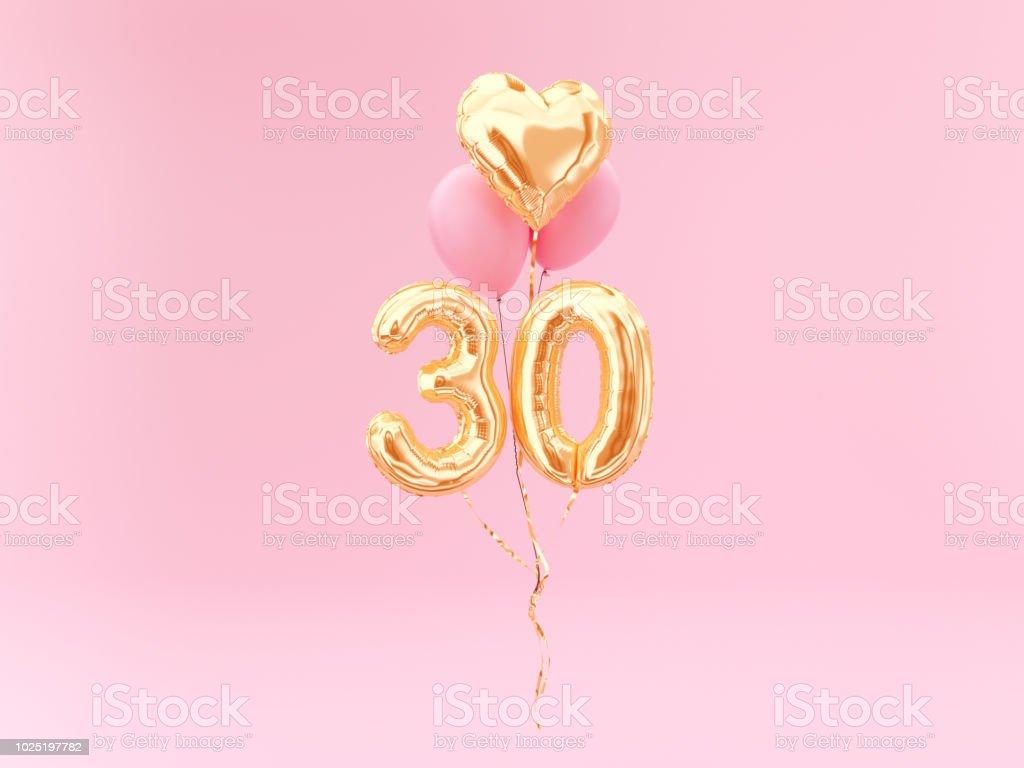 30 años de edad. - foto de stock